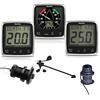 Raymarine i50/i60 Vind, fart, dybde m/transd.